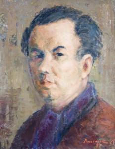 Lazar_Ličenoski_self-portrait