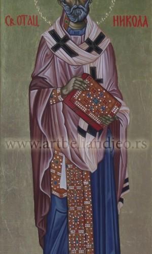 07. Sveti Nikola - na dasci