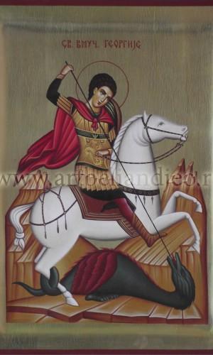 05. Sveti Đorđe - na lipovoj dasci