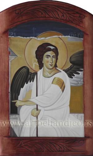 03. Beli Anđeo - na lipovoj dasci