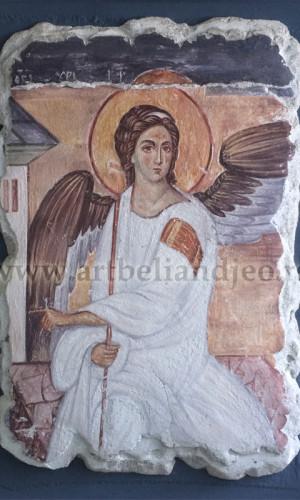 Beli Anđeo - freska