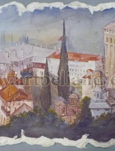 Hilandar - freska