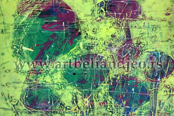 ulje-akril na platnu